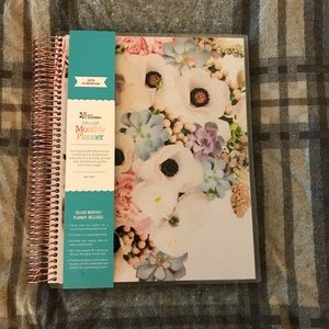 New Erin Condren Deluxe Monthly